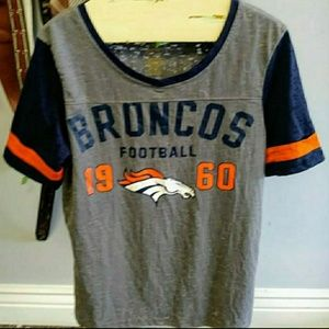 Denver Broncos NFL Juniors Large Tee